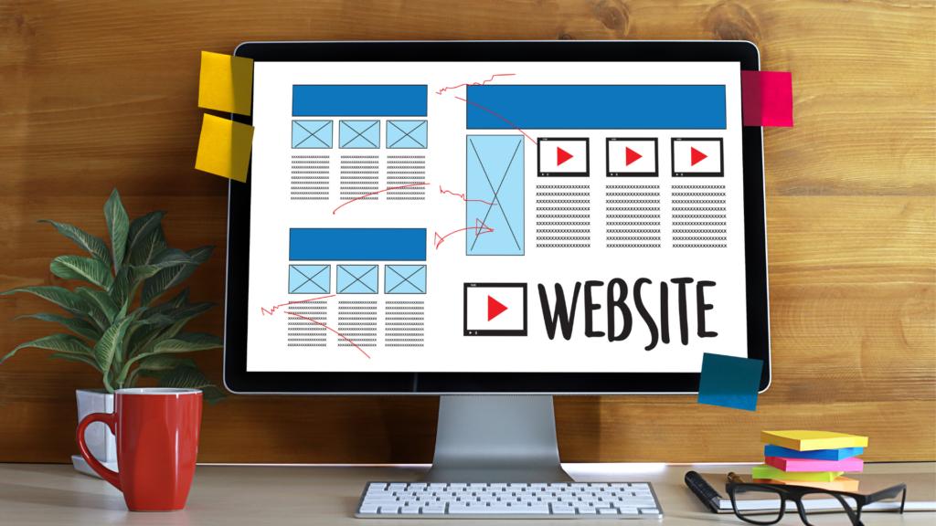 Improve your website banner